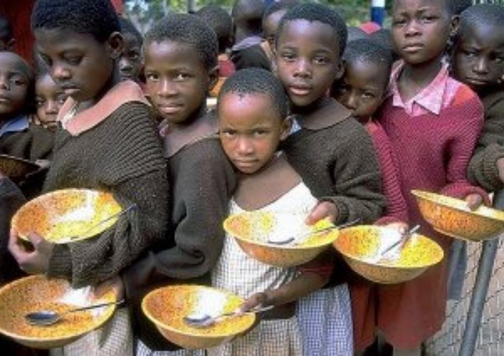 Աշխարհում ավելի քան 820 միլիոն մարդ քաղցած է