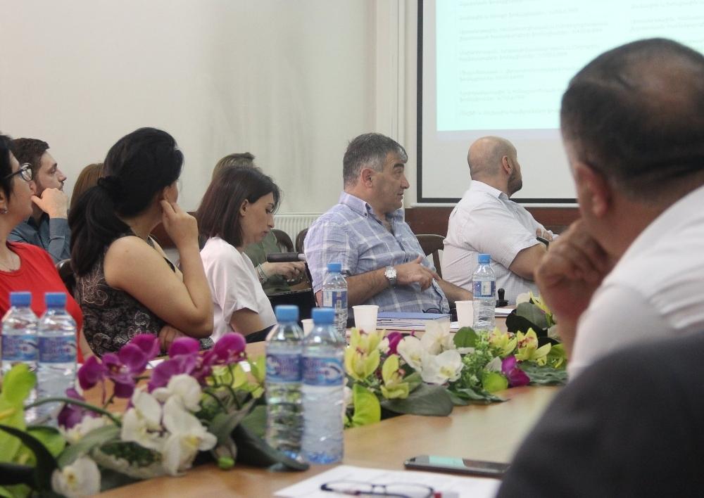 Քննարկման է ներկայացվել «Հաշմանդամություն ունեցող անձանց իրավունքների մասին» ՀՀ օրենքի նախագիծը