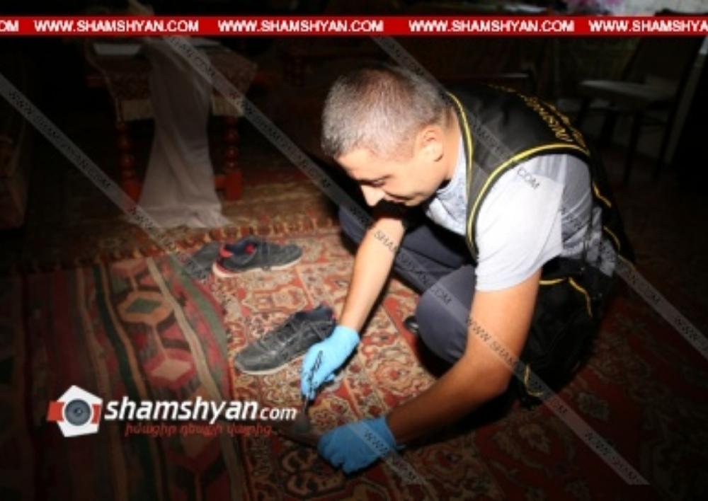 Երևանում 27-ամյա տղան սպանել է մորը, դանակի հարվածներ հասցրել հորն ու ինքնավնասել իրեն. Shamshyan.com