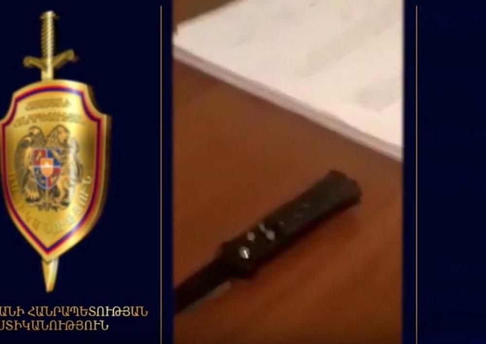 Գավառում 16-ամյա պատանուն դանակահարել է համագյուղացին. Տեսանյութ