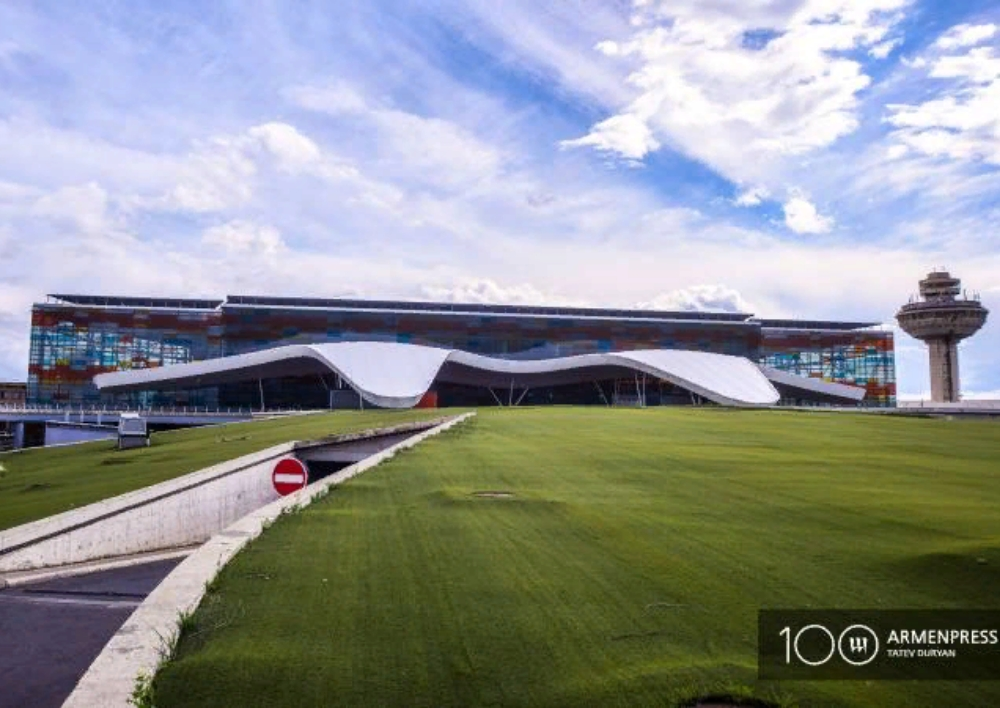 Հուրգադայից ՀՀ քաղաքացիներին տեղափոխող ինքնաթիռը վայրէջք կատարեց «Զվարթնոց» օդանավակայանում