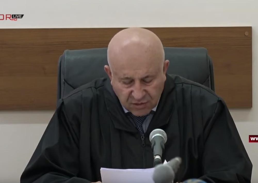 Դատարանը մերժեց Մանվել Գրիգորյանին գրավի դիմաց ազատ արձակելու միջնորդությունը