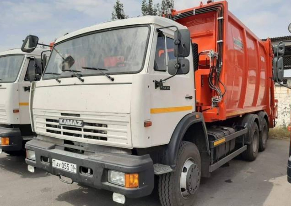 Երևանը ձեռք է բերում 5 սանիտարական, 21 բազմաֆունկցիոնալ և 10 աղբատար մեքենաներ