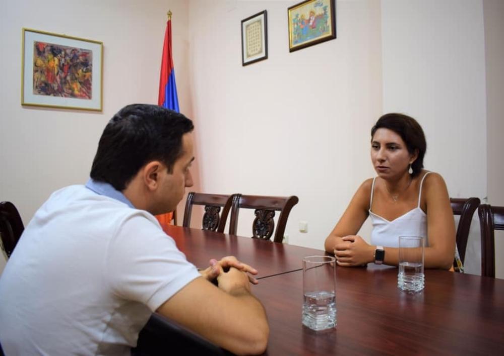 Մխիթար Հայրապետյանը  դիմել է ՖԻԴԵ-ին՝ հայ շախմատիստուհու՝ միջազգային մրցաշարից հեռացման հարցով