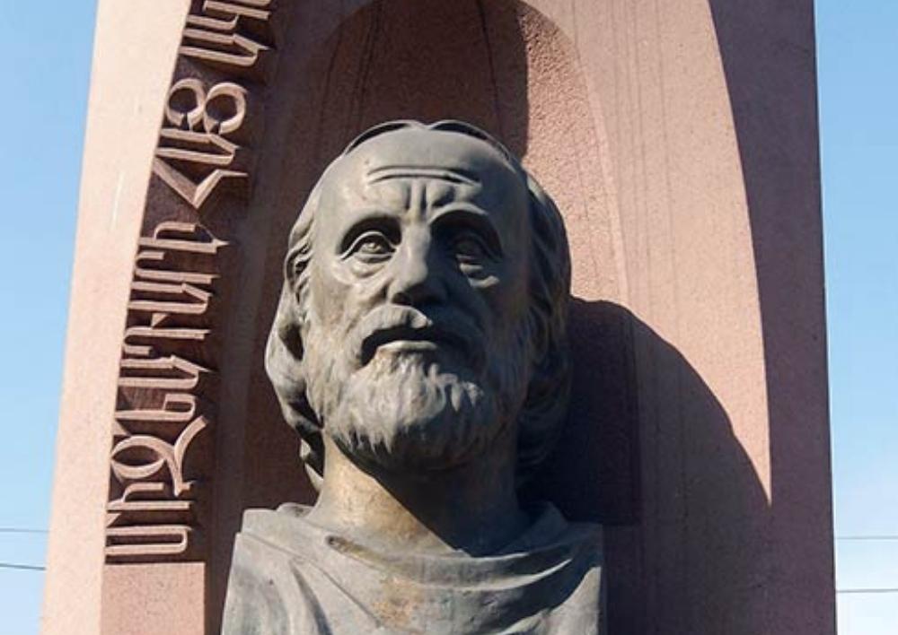 Թեհրանում կտեղադրվի Մխիթար Հերացու արձանը