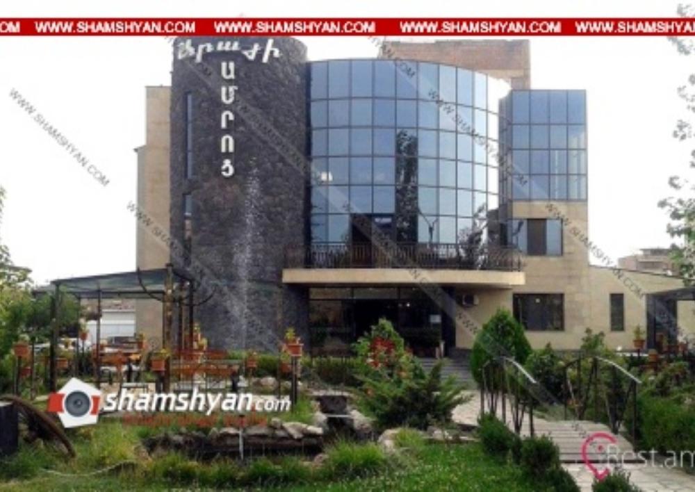 Դավիթաշենի «Արայի ամրոց» ռեստորանի մատուցողը դանակահարել է իր 3 գործընկերներին
