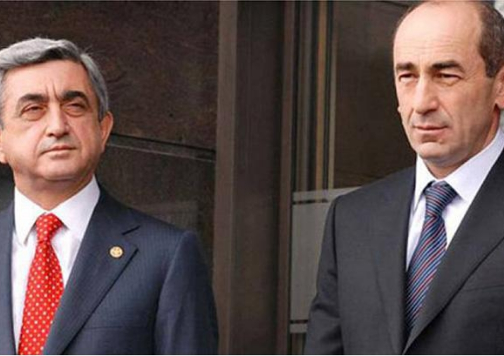 Սերժ Սարգսյանը շնորհավորել է Ռոբերտ Քոչարյանի 65 ամյակն ու աջակցություն հայտնել նրան