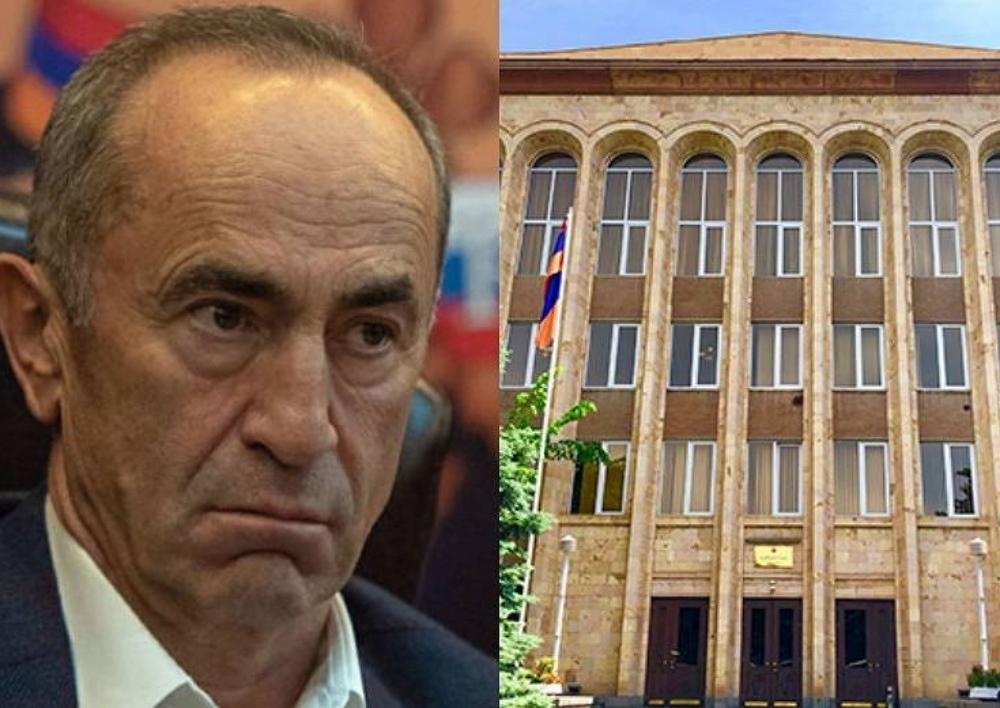 Սահմանադրական դատարանը քննում է Ռոբերտ Քոչարյանի բողոքները.  Ուղիղ