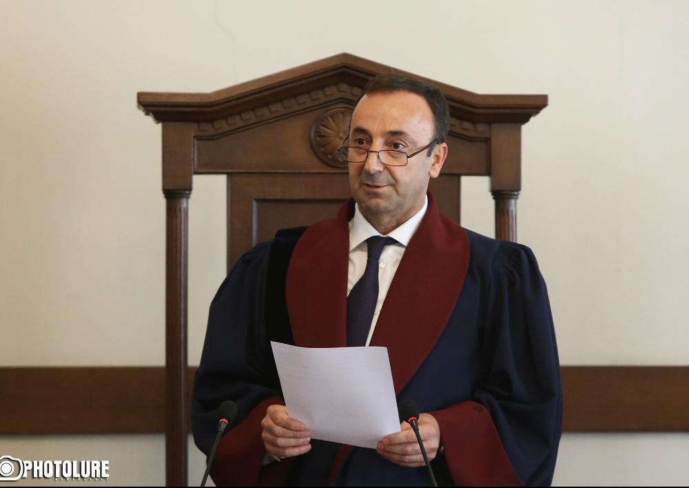 ՍԴ-ն հրապարակեց Քոչարյանի դիմումի վերաբերյալ որոշումը. Տեսանյութ