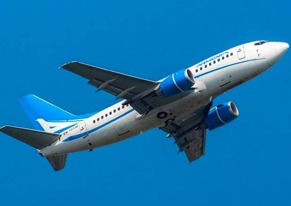 Քաղավիացիայի կոմիտեն ուսումնասիրում է ինքնաթիռում կանգնած ուղևորների մասին տեղեկությունը