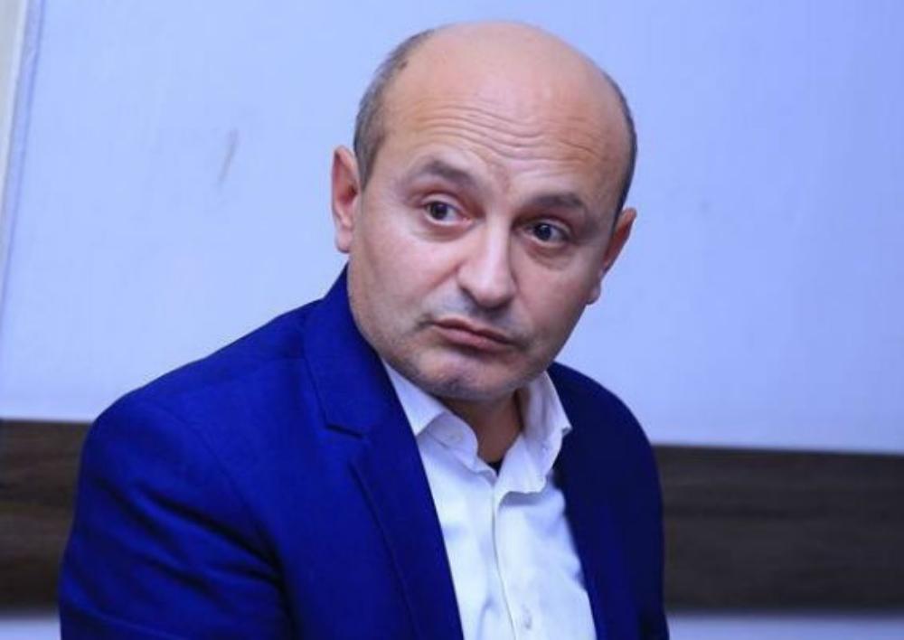 Երևանում՝ իր տան մուտքի դիմաց, կողոպտել են Միջազգային և անվտանգության հարցերի հայկական ինստիտուտի հիմնադիր-ղեկավար Ստյոպա Սաֆարյանին