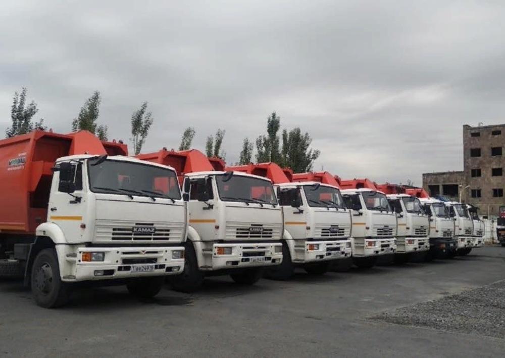 Եվս ութ  նոր աղբատար մեքենա հասավ Երևան․ Վարչապետի գրառումը