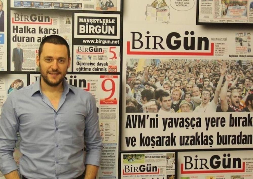 Թուրք լրագրողն Էրդողանին վիրավորելու համար դատապարտվել է 11 ամիս 20 օր ազատազրկման