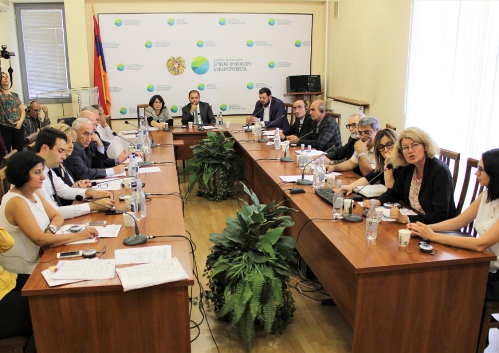 Հայաստանում կիրականացվի դեգրադացված հողերի վերականգնման ծրագիր