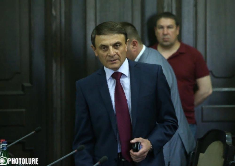 Ոստիկանապետ Վալերի Օսիպյանը ևս հրաժարական կտա․ Factor.am