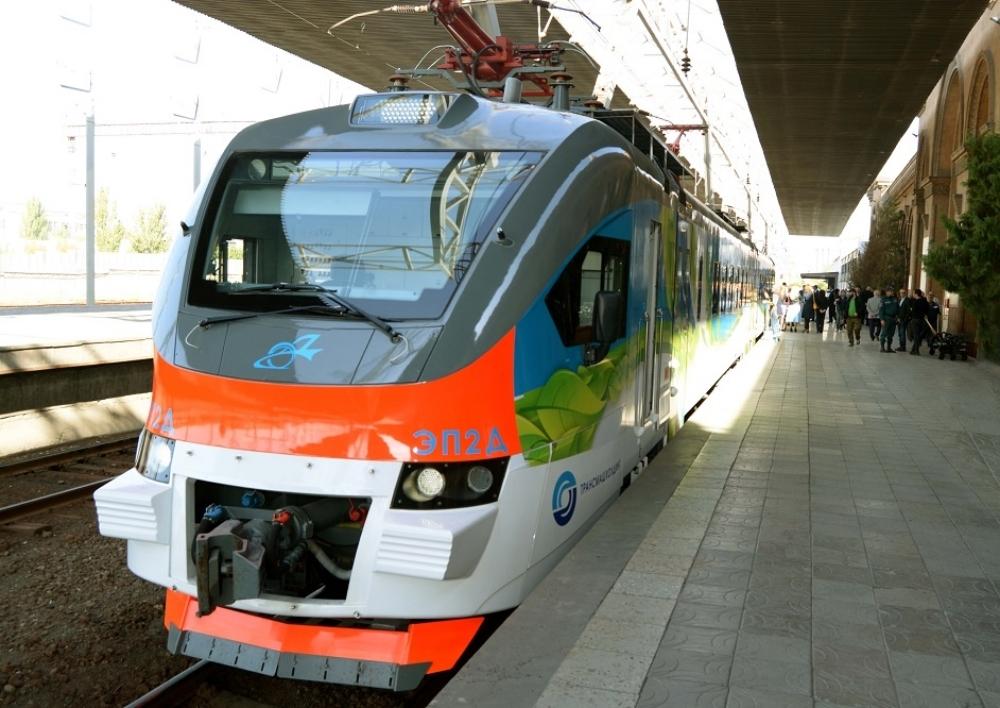 Սեպտեմբերի 20-ից փոխվում է Երևան-Գյումրի-Երևան արագընթաց և մերձքաղաքային էլեկտրագնացքների երթևեկության կարգը