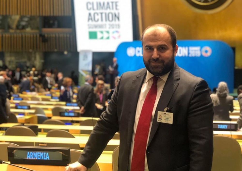 Հայաստանը ՄԱԿ-ի կլիմայական հարցերով գագաթաժողովում ներկայացնում է կլիմայական ֆինանսավորման նորարական մեխանիզմը