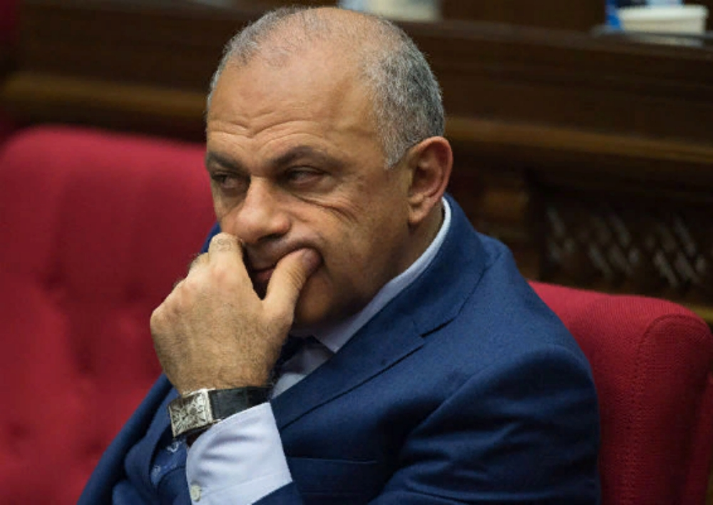 Մարտի մեկի գործի շրջանակներում մեղադրանք է առաջադրվել նախկին ոստիկանապետ Ալիկ Սարգսյանին