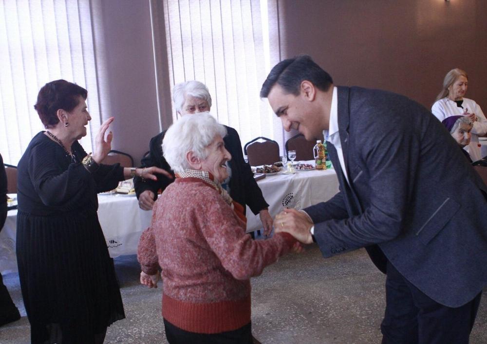 Մարդու իրավունքների պաշտպանի ուղերձը տարեցների միջազգային օրվա առթիվ
