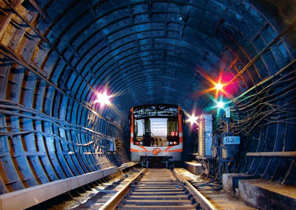 Տեխնիկական խափանման պատճառով մետրոյի գնացքները կանգառ չեն կատարի «Մարշալ Բաղրամյան» կայարանում