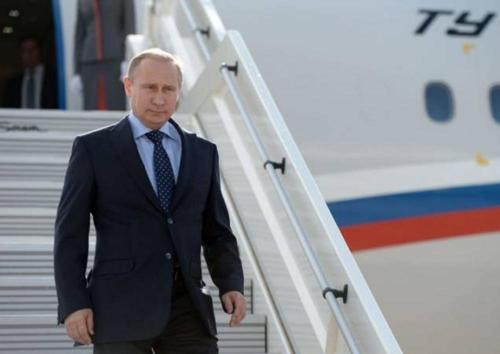 Հայաստան ժամանեց Վլադիմիր Պուտինը