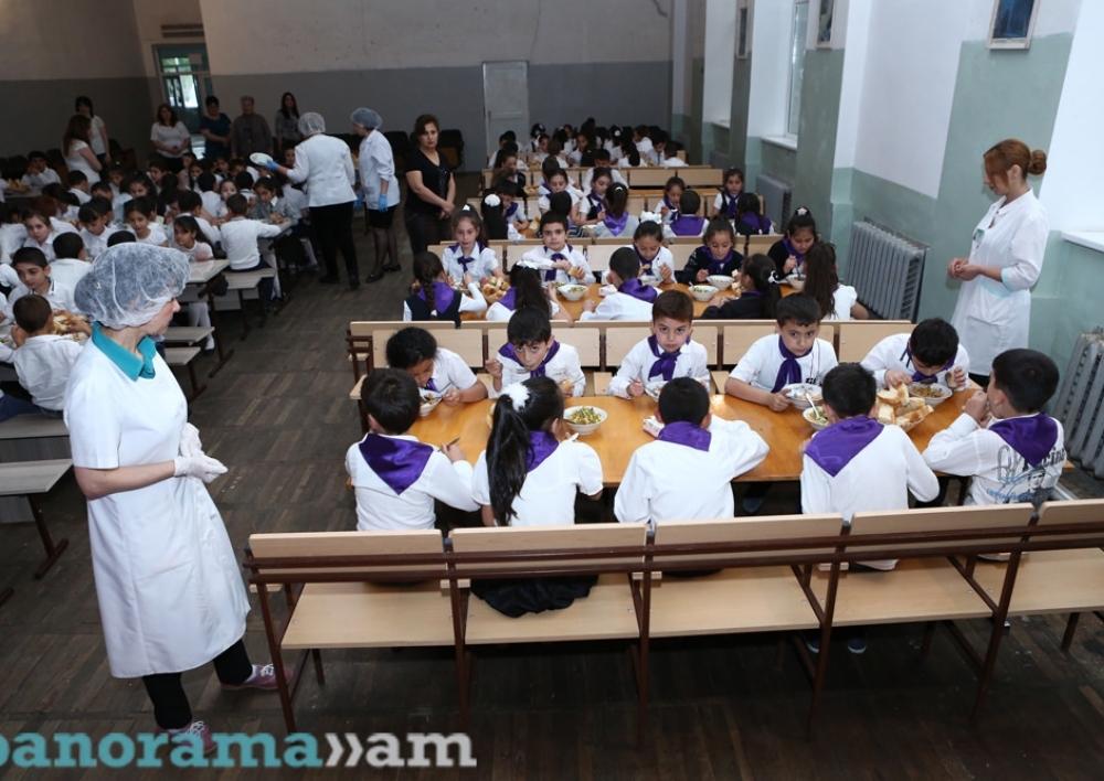 Երեխաների սննդամթերքի մատակարարման գործընթացում չարաշահումների վերաբերյալ քրեական գործն ուղարկվել է դատարան