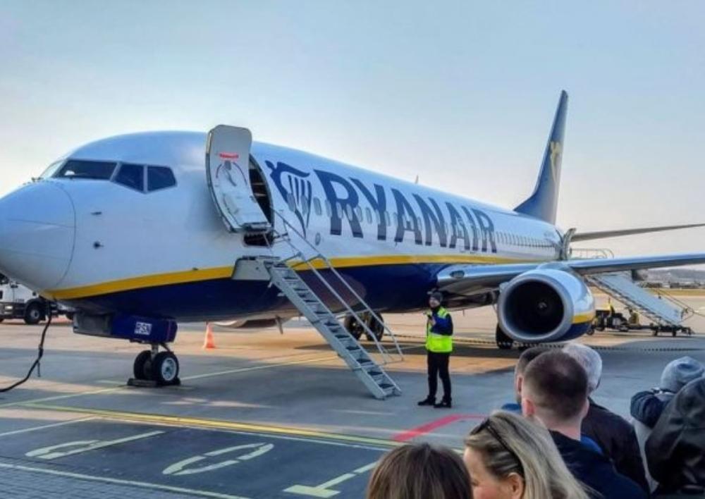 Բյուջեից լրացուցիչ գումար չի հատկացվելու ո՛չ «Զվարթնոց» և ո՛չ «Շիրակ» օդանավակայաններից RyanAir-ի թռիչքների համար. Fip.am