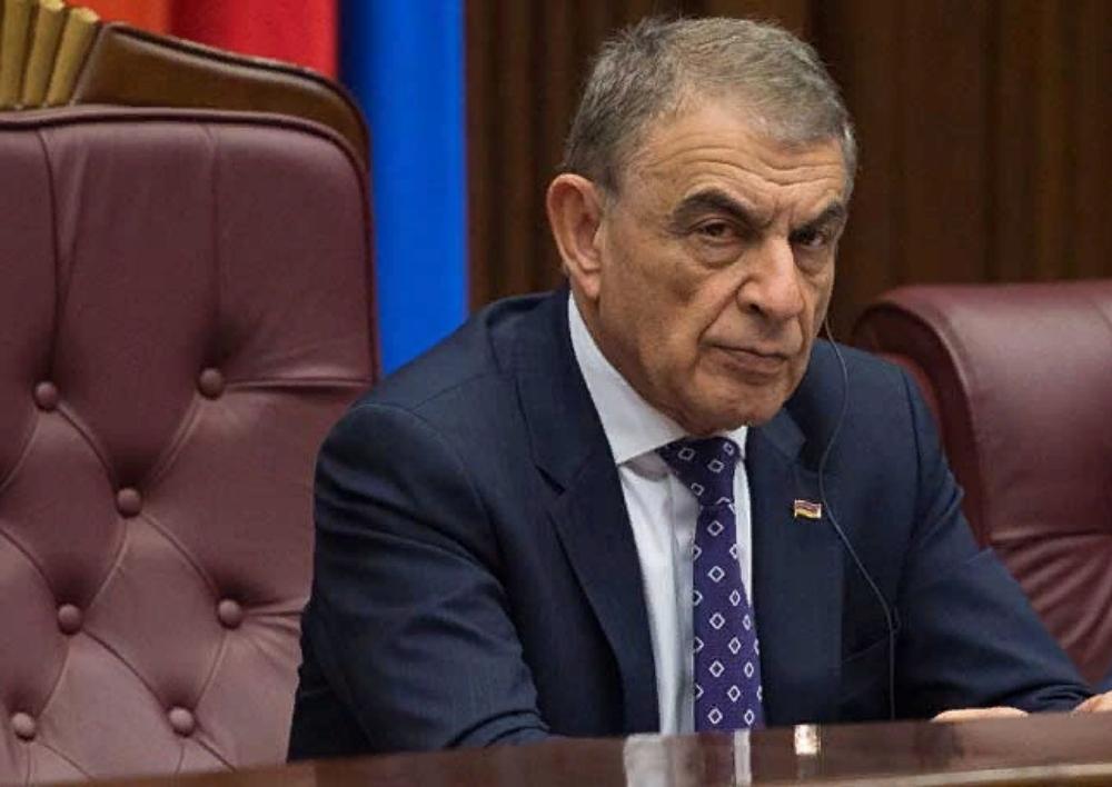 Իշխանությունը յուրացնելու կասկածանքով որպես կասկածյալ է ներգրավվել ԱԺ նախկին նախագահ Արա Բաբլոյանը