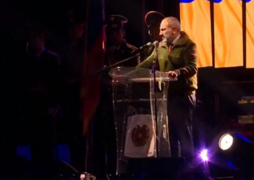 Նիկոլ Փաշինյանի ելույթը Վանաձորի օրվա առթիվ․ Տեսանյութ