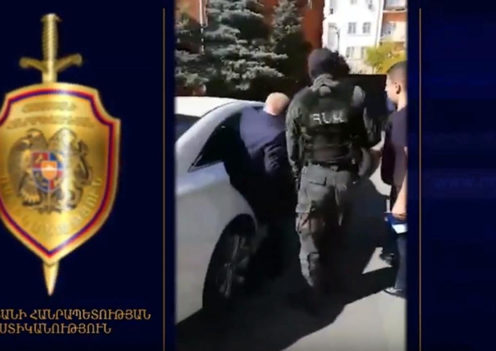 «Շենգավիթ» բարեգործական հիմնադրամի տնօրենը ձերբակալվել է․ Ոստիկանություն․ Տեսանյութ