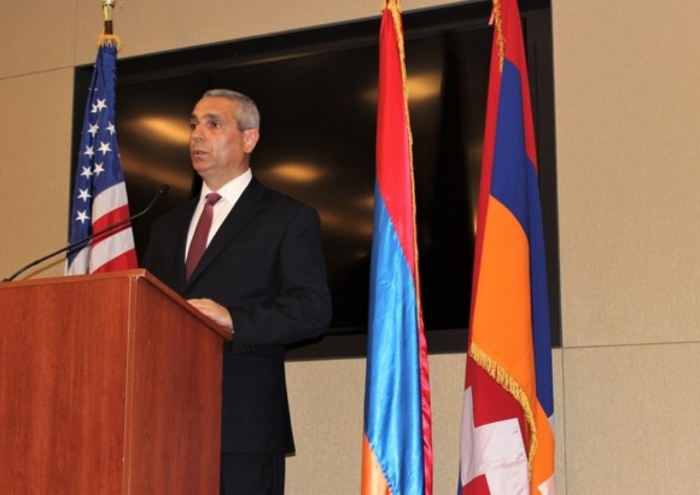 Արցախի արտաքին գործերի նախարար Մասիս Մայիլյանը ելույթ է ունեցել ԱՄՆ Կոնգրեսում