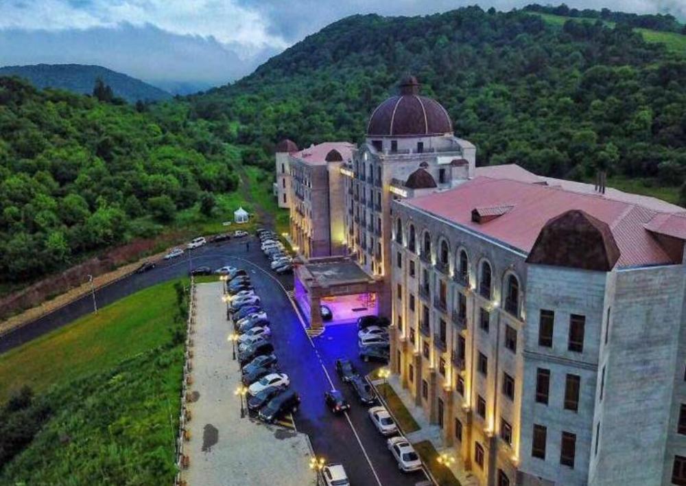 Դեկտեմբերին «Գոլդեն Փելիս» հյուրանոցը կունենա նոր սեփականատեր. Նարեկ Բաբայան. Տեսանյութ
