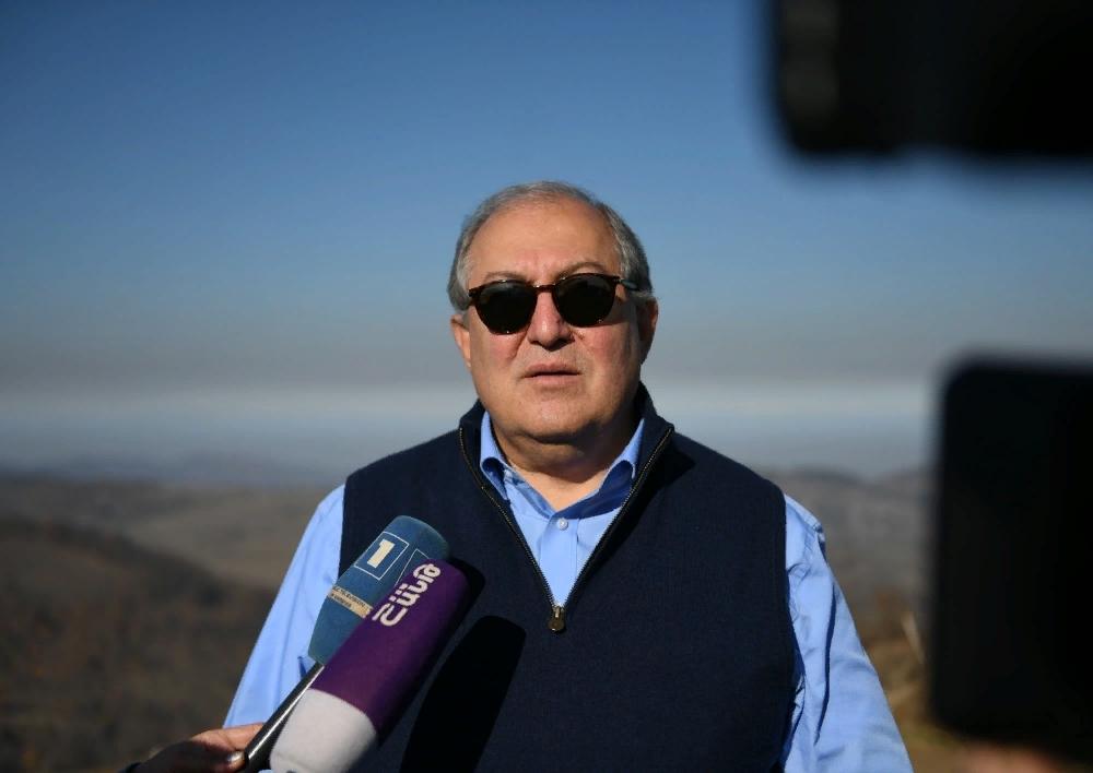 Այս հողի նկատմամբ պետք է հարգանք ունենալ. նախագահ Արմեն Սարգսյանը Տավուշում կոչ է արել վերստին հայտնաբերել հայրենիքը