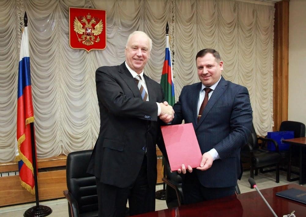 Հայաստանի և Ռուսաստանի քննչական կոմիտեների նախագահները ստորագրել են հանցավորության դեմ պայքարի համատեղ միջոցառումներ ձեռնարկելու հայտարարություն
