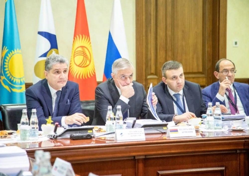 Մոսկվայում Մհեր Գրիգորյանի նախագահությամբ կայացել է ԵԱՏՀ խորհրդի հերթական նիստը