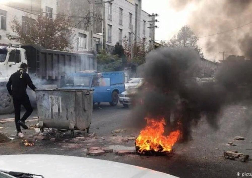 Իրանում անկարգություններ են տեղի ունենում վառելիքային ճգնաժամի պատճառով