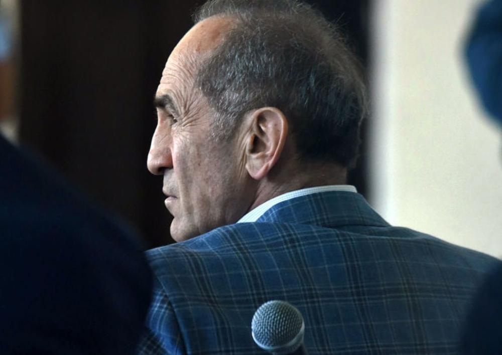 Ռոբերտ Քոչարյանի և մյուսների գործով դատական նիստը՝ ուղիղ