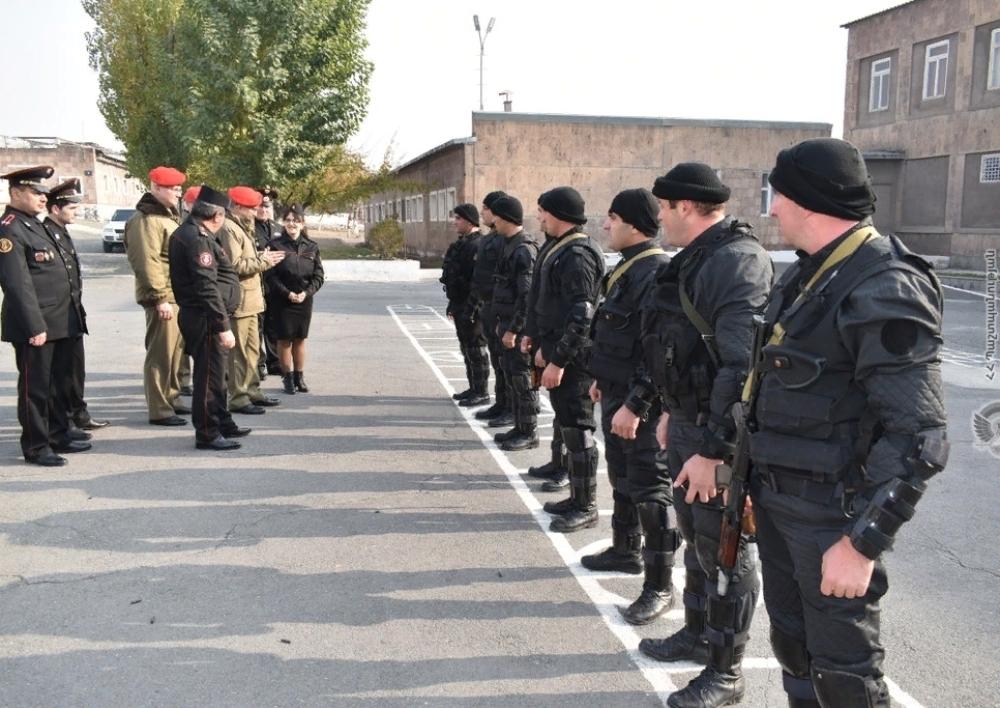 Հայաստան է այցելել Լեհաստանի պատվիրակությունը․ ՀՀ ՊՆ