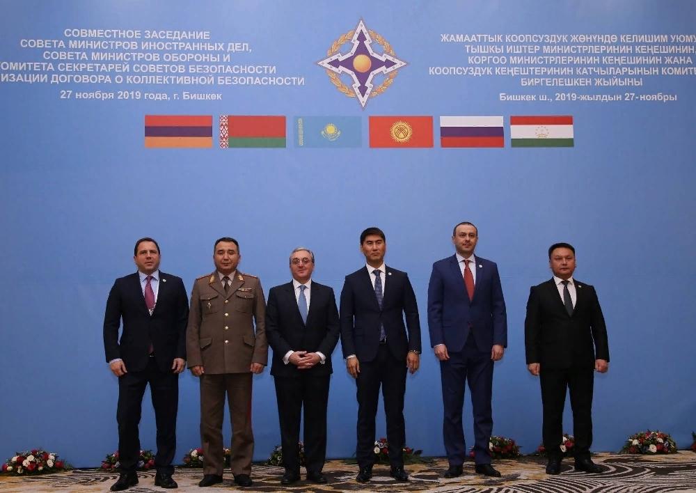 ԱԳ նախարար Զոհրաբ Մնացականյանը մասնակցեց ՀԱՊԿ կանոնադրական մարմինների համատեղ նիստին
