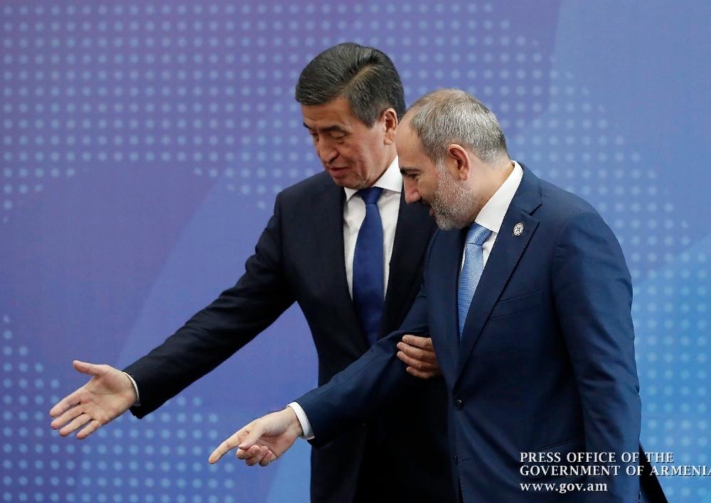Հայաստանը կշարունակի իր ներդրումն ունենալ ՀԱՊԿ արդյունավետության բարձրացման գործում. վարչապետը մասնակցել է ՀԱՊԿ Հավաքական անվտանգության խորհրդի նիստին