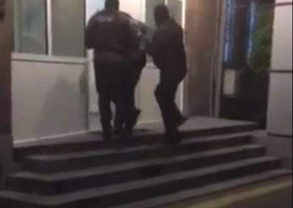 Կաշառք ստանալու պահին ոստիկանության ծառայող է բռնվել