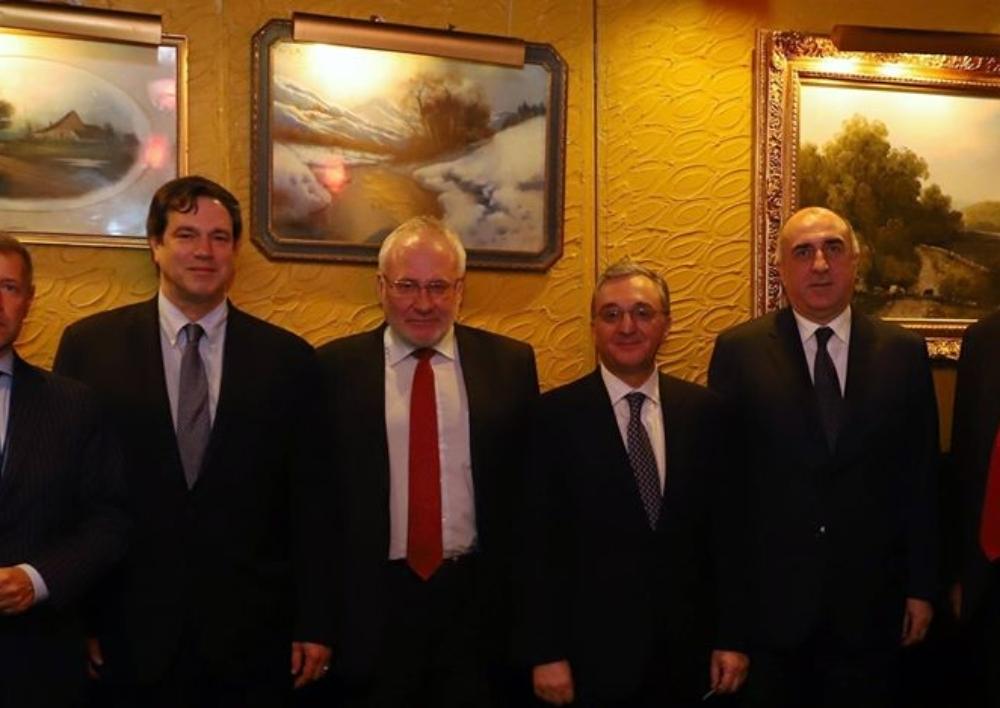 Կկայանա Հայաստանի և Ադրբեջանի ԱԳ նախարարներ Զոհրաբ Մնացականյանի և Էլմար Մամեդյարովի հանդիպումը