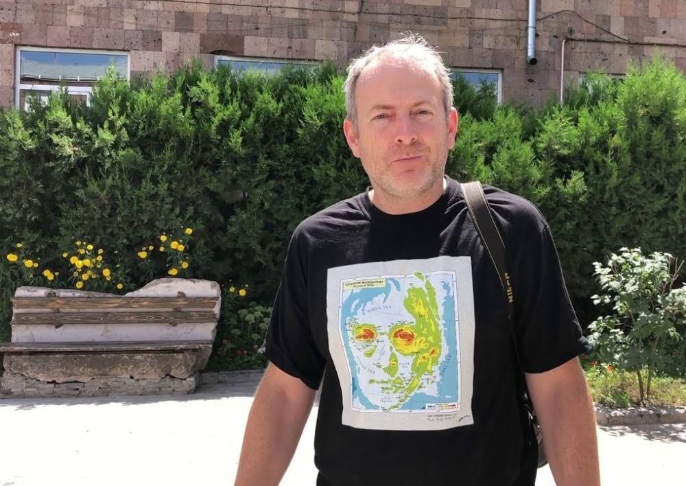 Ալեքսանդր Լապշինը Հայաստանի էկոլոգիական վիճակի վերաբերյալ սխալ տվյալներ է ներկայացրել. Fip.am