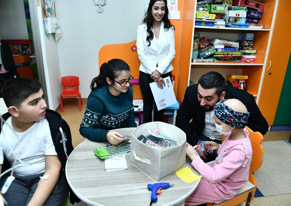 «Softline Armenia» կազմակերպությունը գործընկերների համար նախատեսված ամանորյա նվերների գումարը նվիրաբերել է «Ժպիտների քաղաք» հիմնադրամին