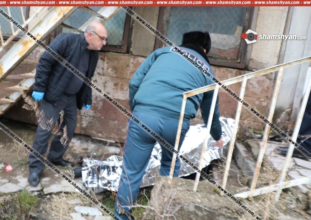 Աբովյանի թիվ 8 դպրոցի բակում հայտնաբերվել է 34–ամյա տղամարդու կախված դի. նա որպես անհայտ կորած որոնվում էր. Shamshyan.com