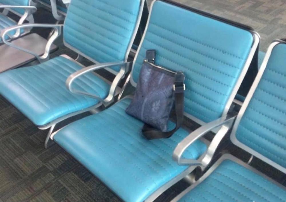 «Զվարթնոց» օդանավակայանում հայտնաբերվել է 4000 դոլար գումարով պայուսակ