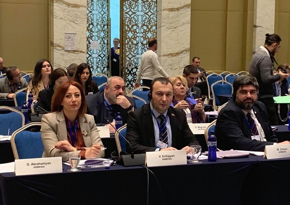Հայկական պատվիրակությանը Եվրանեսթում հաջողվել է տապալել ադրբեջանական պատվիրակության կողմից հերթական հակահայկական նախաձեռնությունը