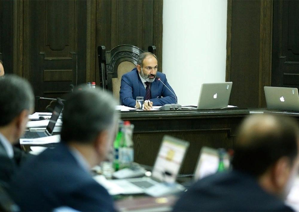 Կառավարությունը քննարկում է ապօրինի գույքի բռնագանձման մասին նախագիծը՝ ուղիղ