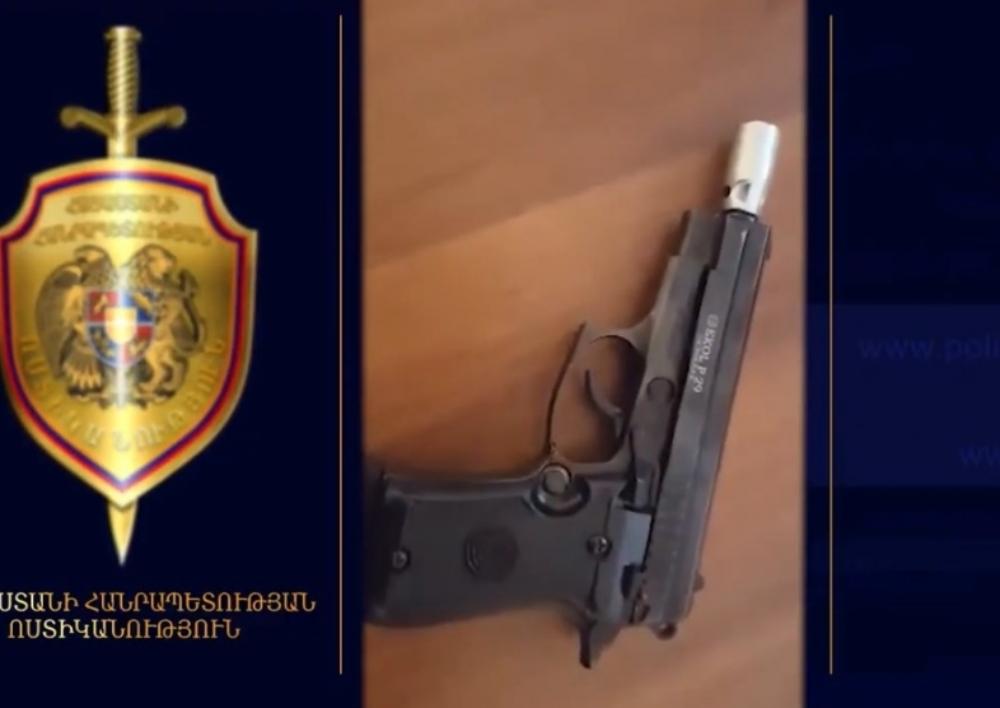 Հարսանյաց հանդեսի ժամանակ կրակոցներ էր արձակել․ Մեծամորի ոստիկանների բացահայտումը. Տեսանյութ