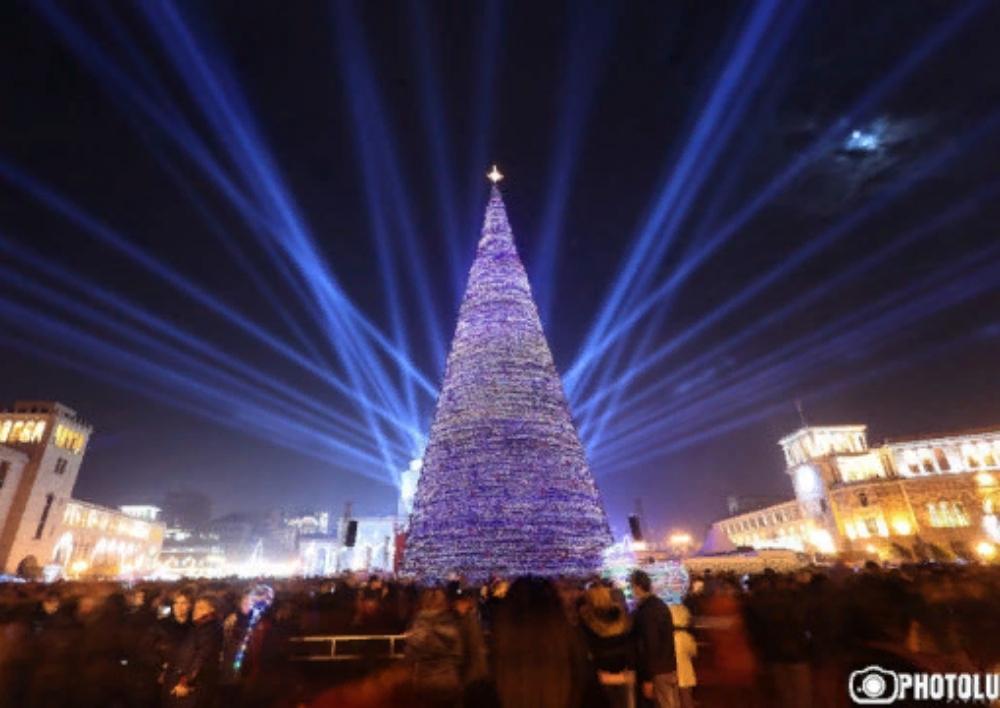 Դեկտեմբերի 21-ին կվառվեն Հանրապետության Հրապարակի տոնածառի լույսերը, և կազդարարվի Նոր տարվա միջոցառումների մեկնարկը․ Տեսանյութ
